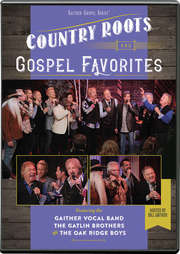 Homecoming: Country Roots and Gospel Favorites -DVD