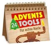 24 Advents-Tools für echte Kerle - Aufstellbuch