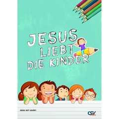 Jesus liebt die Kinder