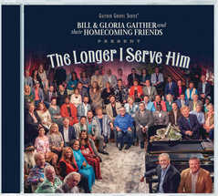 CD: The longer I serve him
