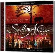CD: South African Homecoming