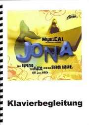 Klavierpartitur: Jona