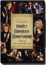 DVD: Bill Gaither's Country Bluegrass Homecoming, Vol. 1