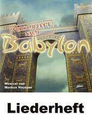 Chorausgabe: Verschleppt nach Babylon