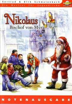 Nikolaus - Bischof von Myra - Liederheft