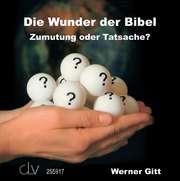 Hörbuch: Die Wunder der Bibel