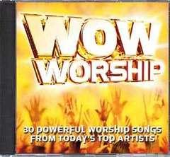 2-CD: WoW Worship 2003 (gelb / Yellow)