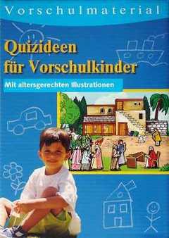 Quizideen für Vorschulkinder