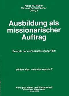 Ausbildung als missionarischer Auftrag