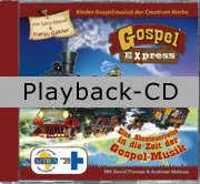 Playback-CD: Gospel Express