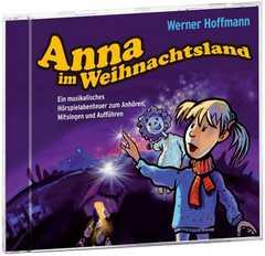 CD: Anna im Weihnachtsland