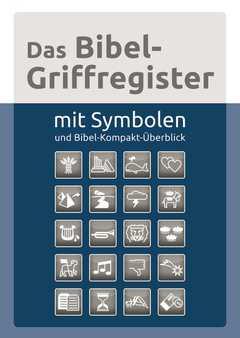 Das Bibel-Griffregister mit Symbolen