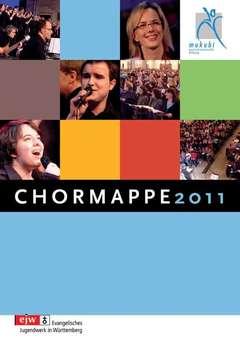 Chormappe 2011