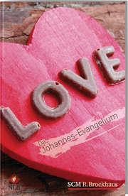 Das Johannes-Evangelium 10er-Paket, Motiv Herz