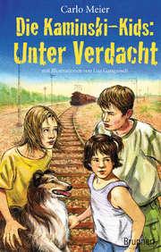 Die Kaminski-Kids: Unter Verdacht (Taschenbuch)