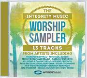 CD: The Integrity Worship Sampler