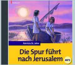 Die Spur führt nach Jerusalem - Hörbuch MP3