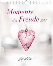 Momente der Freude 2017 - Postkartenkalender
