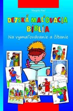Kinder-Mal-Bibel - Serbisch