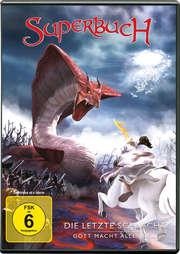 DVD: Die letzte Schlacht - Superbuch-Reihe - Folge 13