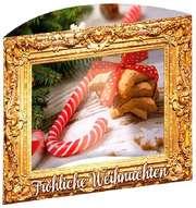 """Aufstell-Faltkarte 3D """"Fröhliche Weihnachten"""""""