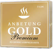 3-CD-Box Anbetung Gold Premium