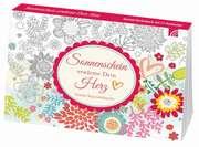 Sonnenschein erwärme dein Herz - Postkartenbuch