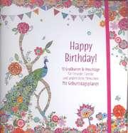 Blattgeflüster Patchwork Design - Happy Birthday!