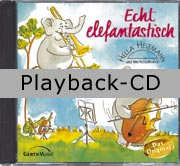 Playback-CD: Echt elefantastisch